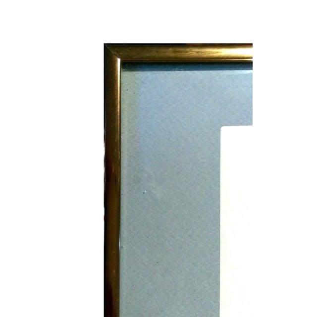"1924 Le Sourire ""La Trempette"" Framed Print - Image 9 of 9"