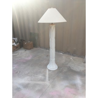 Serge Roache Style Plaster Floor Lamp Preview