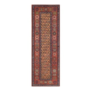 Late 19th Century Antique Persian Rug For Sale