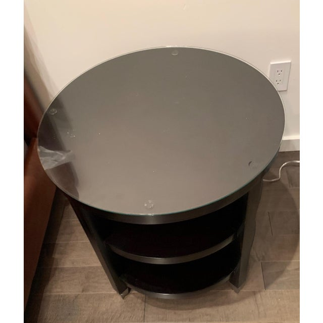 Side Tables From Gumps - a Pair For Sale In San Francisco - Image 6 of 9