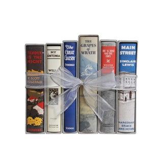 Book Gift Set: Slipcased American Classics For Sale