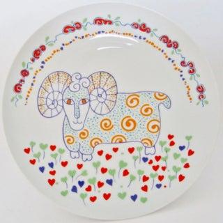 Porcelain Pedestal Cake Plate Preview