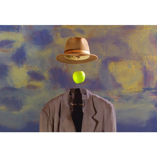 "Harvey Edwards ""Homage to Rene Magritte"" Photograph - Image 3 of 3"