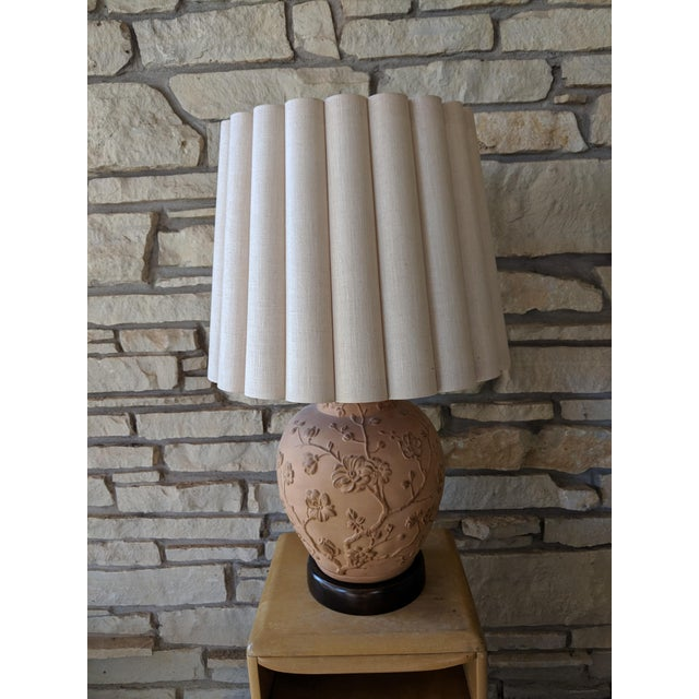 Frederick Cooper Vintage Frederick Cooper Asian Inspired Table Lamp For Sale - Image 4 of 4