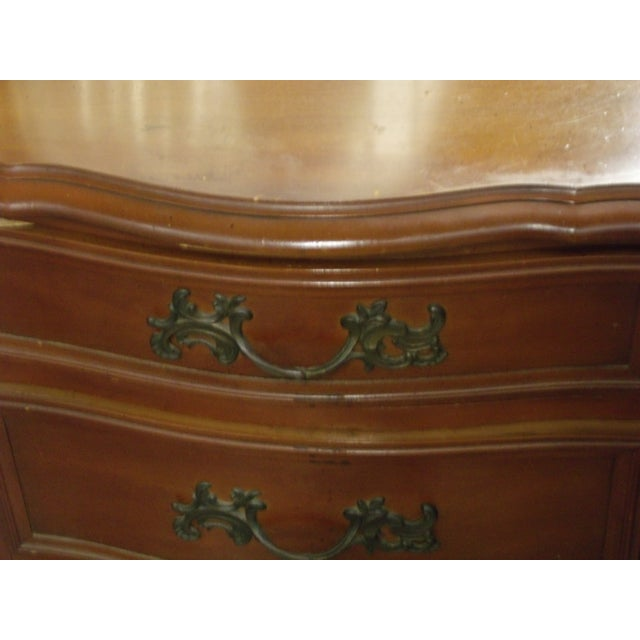 Cherry Night Stands - A Pair - Image 3 of 5