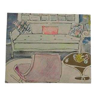 Lulu deKwiatkowski Original Painting For Sale