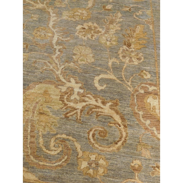 """Hand-Knotted Pakistan Rug - 3'5"""" x 4'10"""" - Image 5 of 10"""