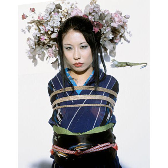 Kinbaku, color photography print by Nobuyoshi Araki - Image 1 of 3