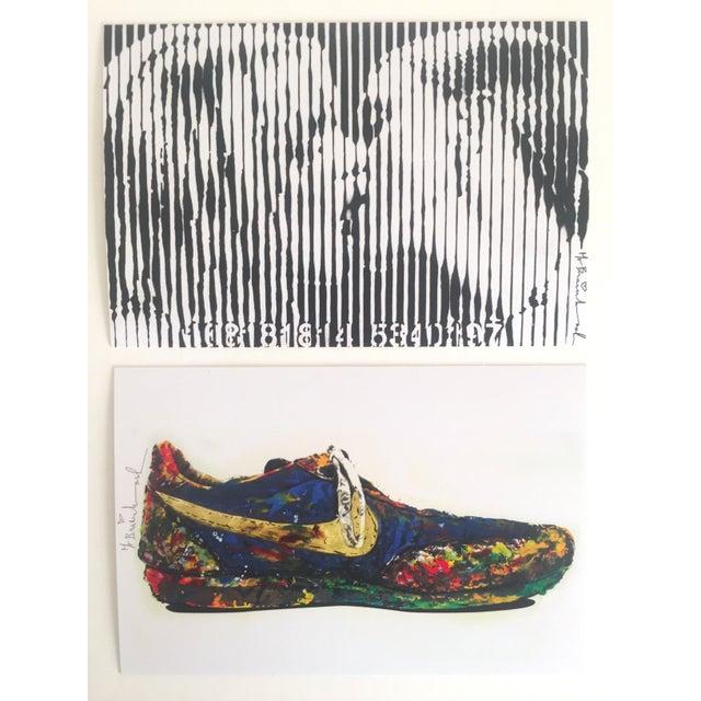 Mr. Brainwash Original Pop Art Exhibition Event Postcard Prints - Set of 10 For Sale - Image 5 of 11