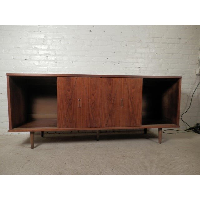 Mid-Century Modern American Credenza - Image 6 of 9