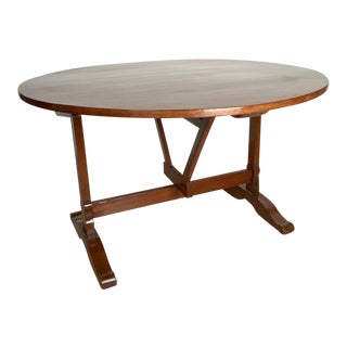 19th Century French Wine Table For Sale