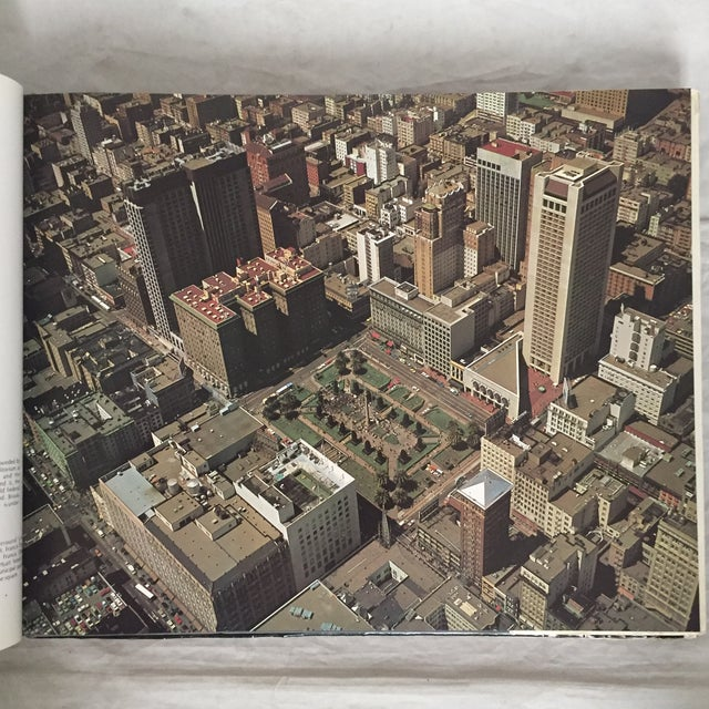 "Late 20th Century ""Above London/San Francisco/Washington"" First Edition Photo/Art Books - Set of 3 For Sale - Image 5 of 9"