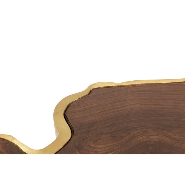 Sequoia Center Table From Covet Paris For Sale - Image 6 of 8