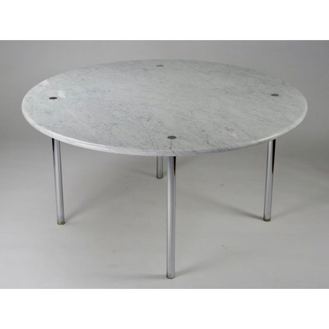 Mid-Century Modern Erwine & Estelle Laverne Dining Table For Sale - Image 3 of 10