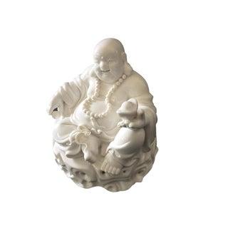 Blanc De Chine Happy Buddha For Sale