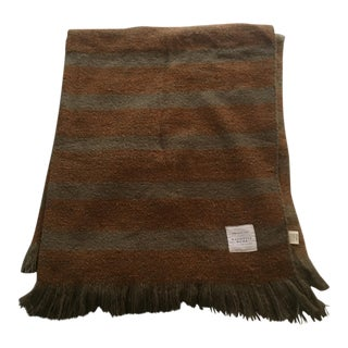 Loloi Magnolia Home Duke Taupe Throw For Sale