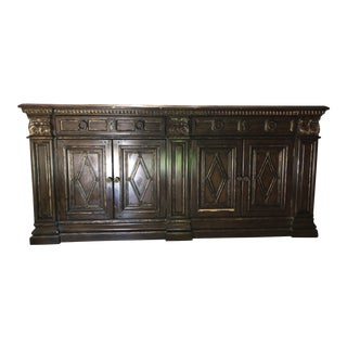 Final Markdown on Marge Carson Credenza For Sale