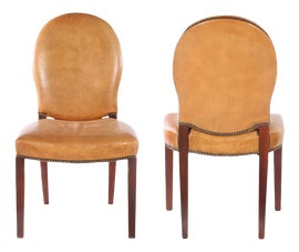 Image of Ralph Lauren Accent Chairs