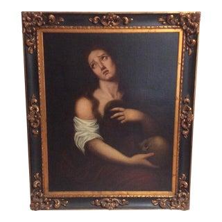 Old Master Style Mythological Painting