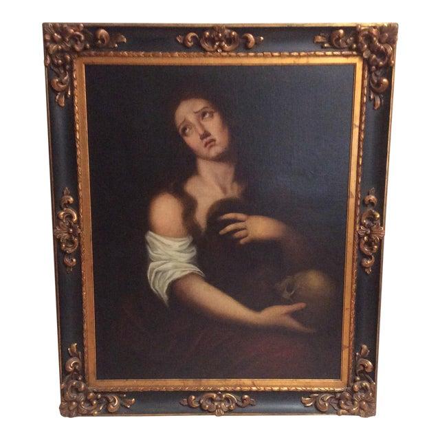 Old Master Style Mythological Painting - Image 1 of 11