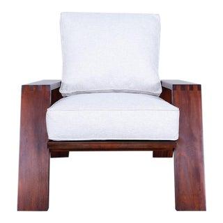 Desert Modern Club Chair For Sale