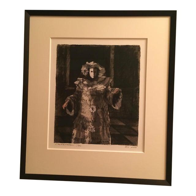 """""""Carnevale"""" Iris Print - Image 1 of 3"""