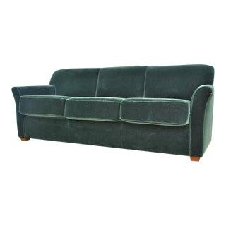 Modern Art Deco Style Bernhardt Sofa For Sale