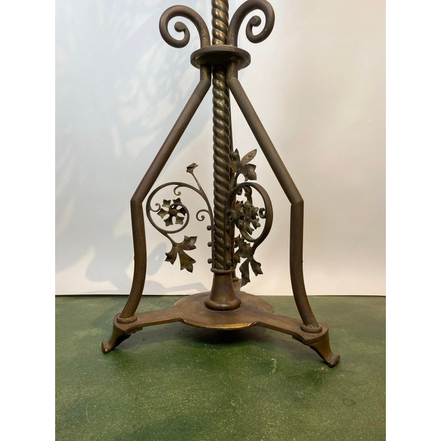 19th Century Brass Music Stand / Lectern For Sale - Image 12 of 13