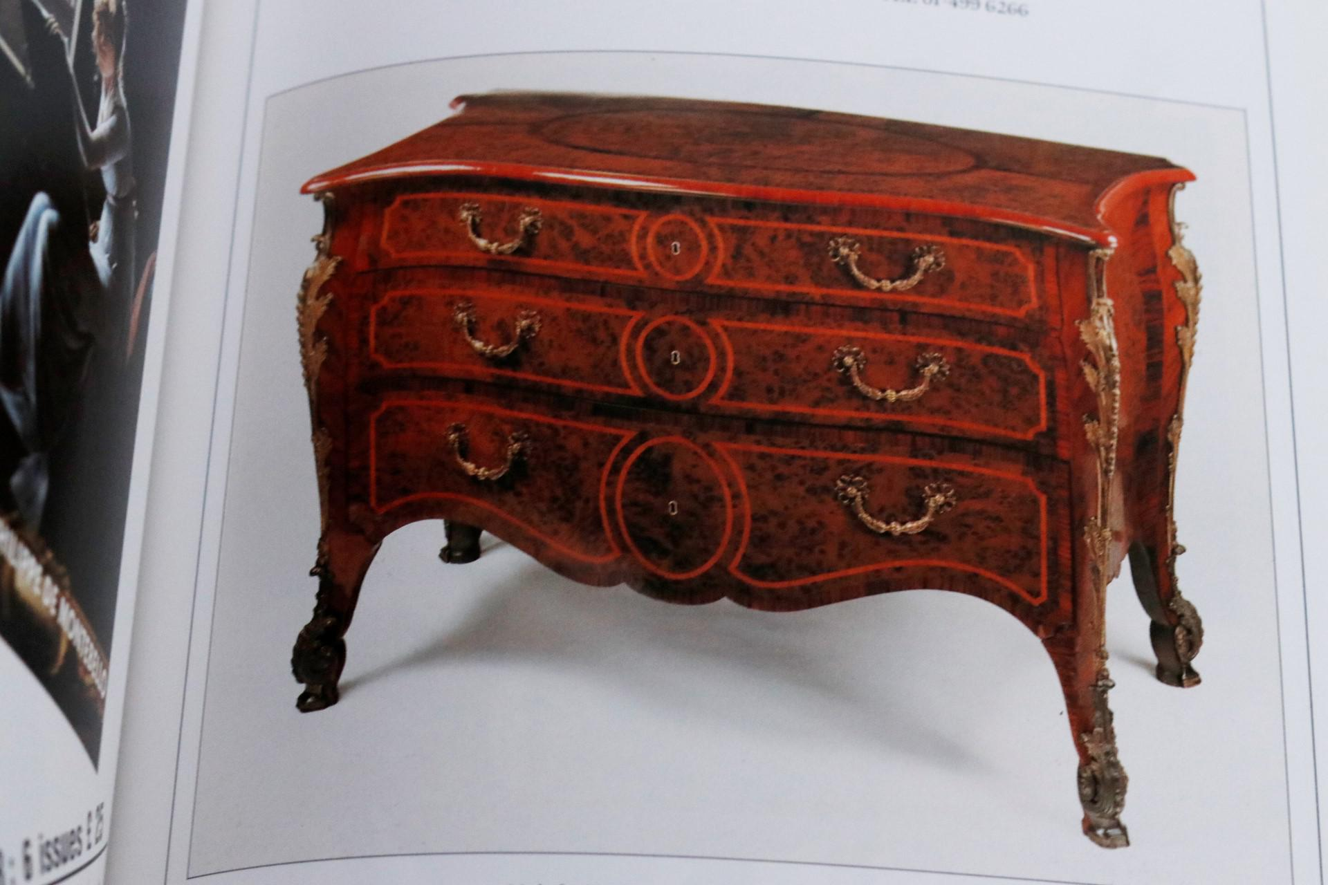 English Traditional The Burlington House Antiques Fair Handbook 1987 For  Sale   Image 3 Of 7