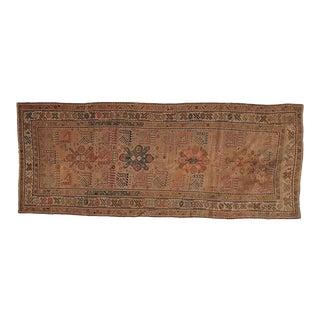 1900s Vintage Leon Banilivi Antique Russian Akstafa Rug For Sale