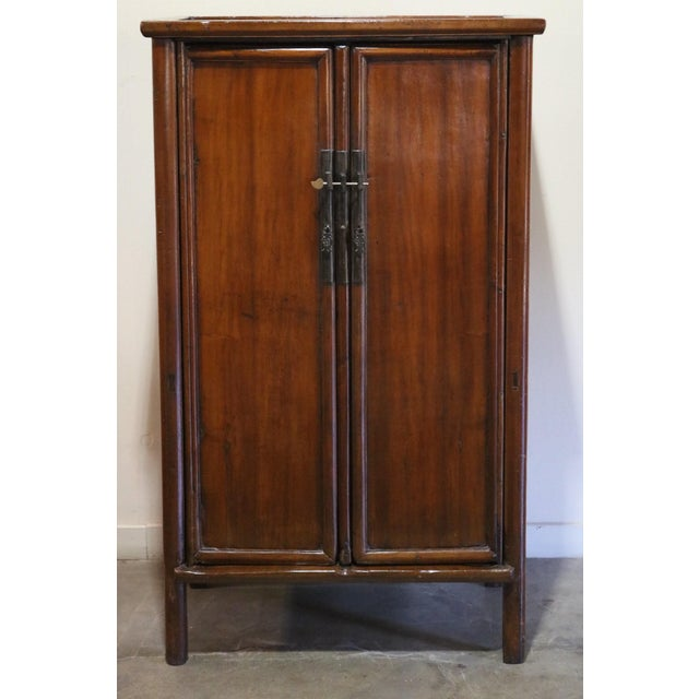 1900s Antique Nanmu Wood Armoire For Sale - Image 10 of 10