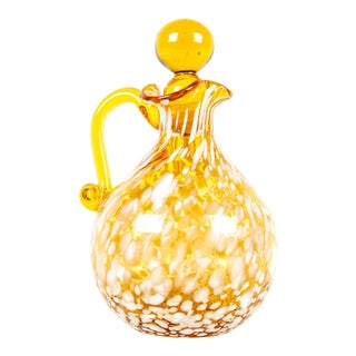 Austrian Decanter With Topper