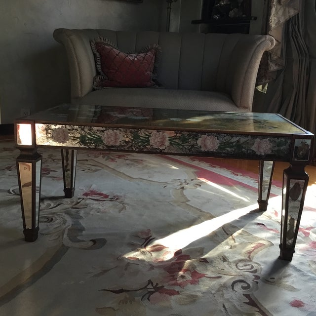 Chinoiserie 1920's Chinoiserie Coffee Table For Sale - Image 3 of 9