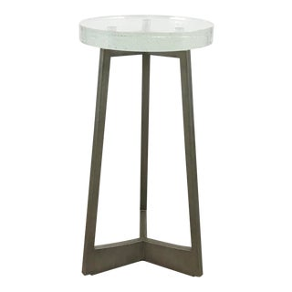 Caracole Modern Bubble Glass Drinks Table Prototype For Sale