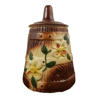 The American Bisque Company Churn Cookie Jar For Sale