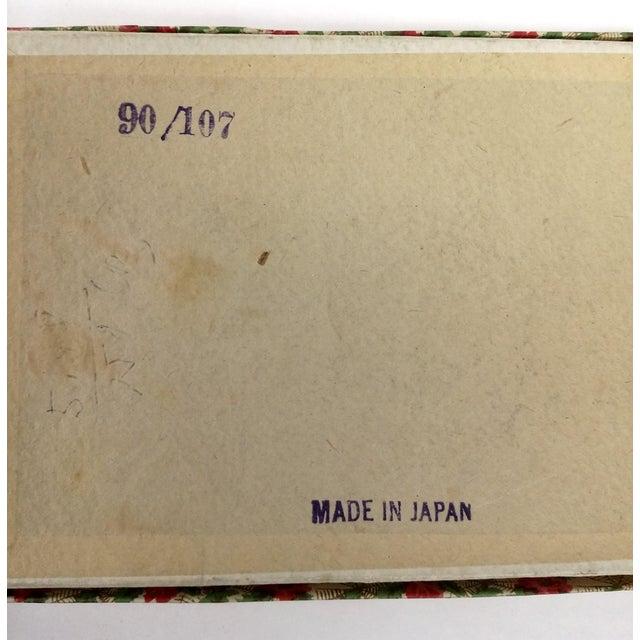 Vintage Japanese Paper Umbrella & Rickshaw Placeholders Set - Image 9 of 9