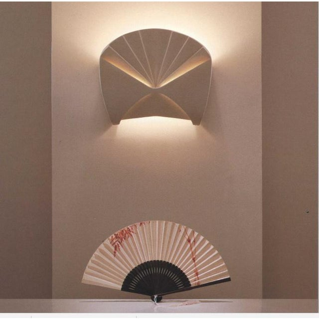 Boyd Lighting Art Deco Fan Shaped Wall Light Sconces - a Pair For Sale - Image 11 of 11