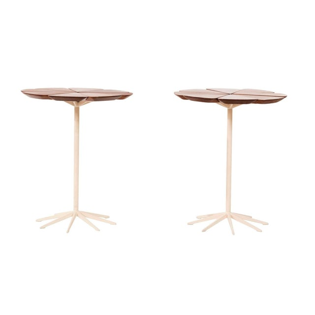 Enamel Richard Schultz Petal Tables For Sale - Image 7 of 7