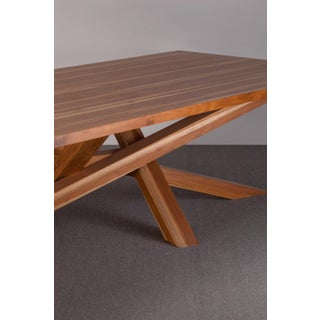 Ebb and Flow Cross Dining Table Preview