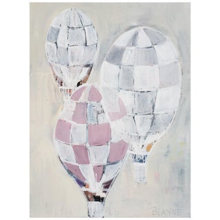 """Three Balloons"" by Blayne Macauley For Sale"