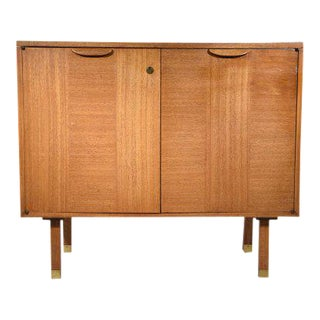 Harvey Probber Bar Cabinet For Sale