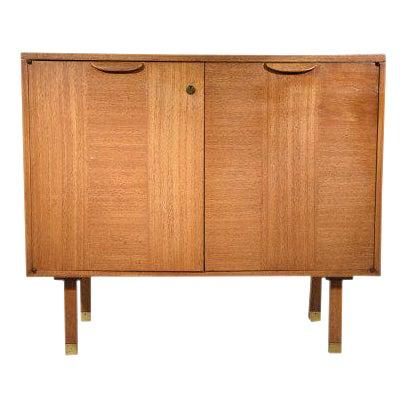Harvey Probber Bar Cabinet For Sale