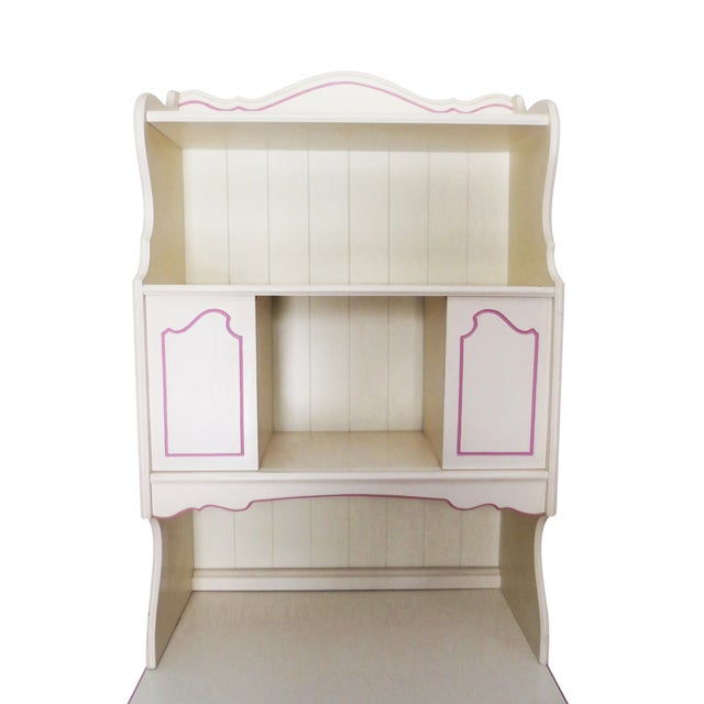 French Provincial Dresser and Secretary Set - Image 3 of 9