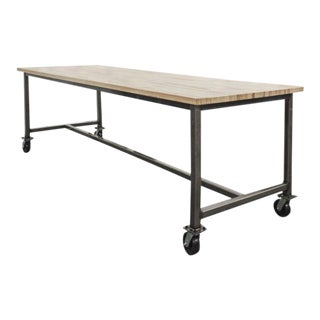 Versteel Rectangular Utility Table