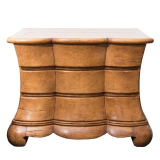 Rose Tarlow Walnut Dutch Commode For Sale