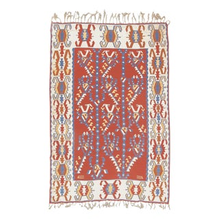 Konya Silk Kilim For Sale