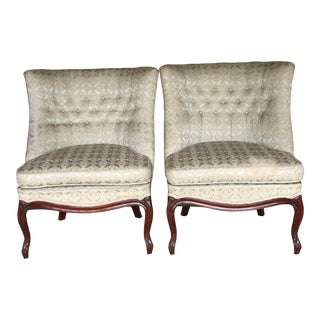 Mid-Century Modern Chairs- A Pair For Sale