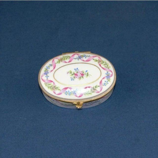 Ceramic Atelier LeTallec Porcelain Box For Sale - Image 7 of 8