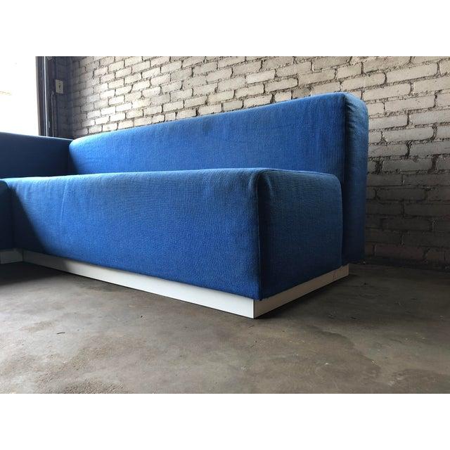 1970s Vintage 1972 Knoll Modular Sectional Sofa For Sale - Image 5 of 13