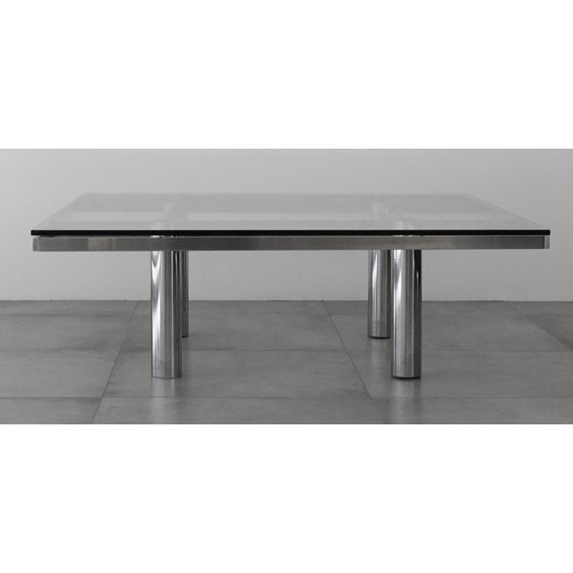 André Tobia Scarpa Gavina Coffee Table For Sale In Palm Springs - Image 6 of 7